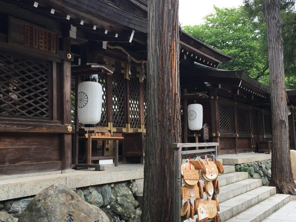 伊太祁曽神社 本殿