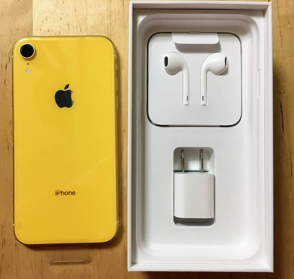 iPhoneXR 黄色