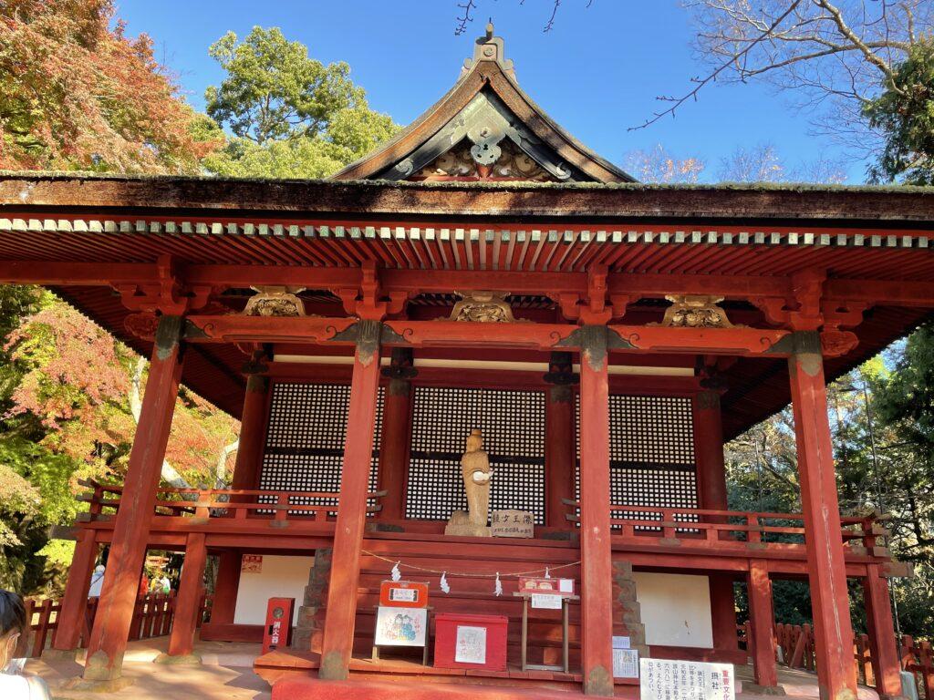 談山神社 東殿(恋神社)